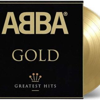ABBA Gold Coloured Vinyl 0602577629211