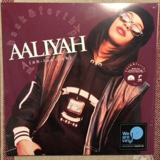 Aaliyah – Back Forth LP