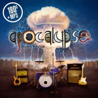 Apocalypse Blues Revue Apocalypse Blues LP Cover