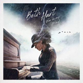 Beth Hart ‎– War In My Mind LP Cover