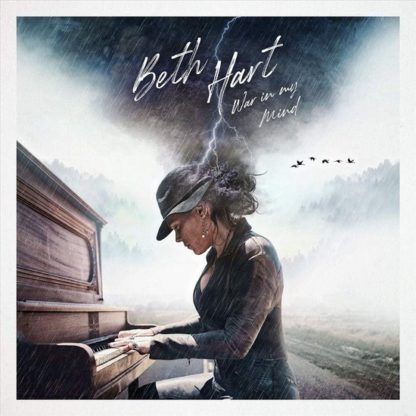 Beth Hart – War In My Mind LP Cover