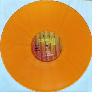 Bob Marley Uprising Live 3xLP RE Orange LP