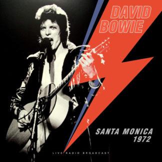 David Bowie – Best Of Live Santa Monica 72 LP