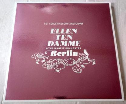 Ellen Ten Damme The Magpie Orchestra – Berlin LP Cover