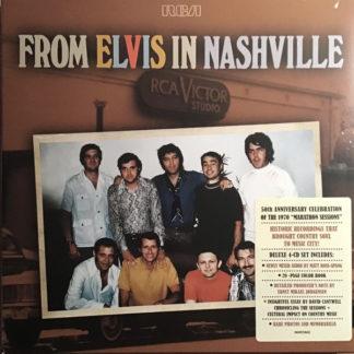Elvis Presley – From Elvis In Nashville CD