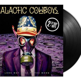 Galactic Cowboys Long Way Back to the Moon LP