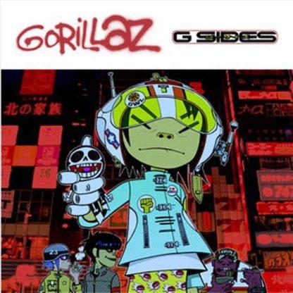 Gorillaz G Sides LP 0190295307738