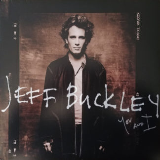 Jeff Buckley ‎– You And I LP Cover