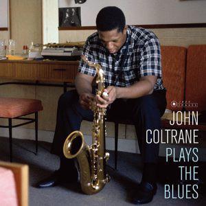 John Coltrane – Plays The Blues LP Cover