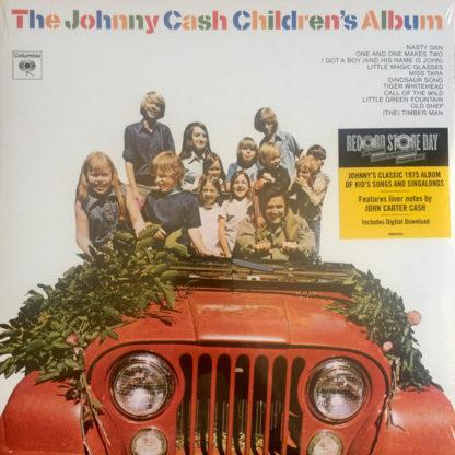 Johnny Cash  The Johnny Cash Childrens Album