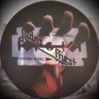 Judas Priest – British Steel Limited Edition Coloured Vinyl LP
