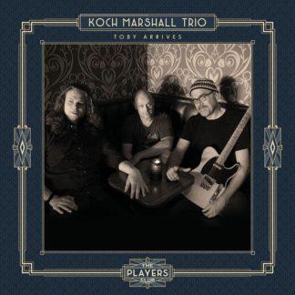 Kock Marshall Trio Toby Arrives LP