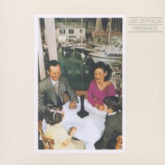 Led Zeppelin – Presence LP Cover
