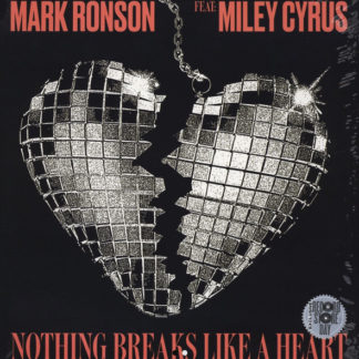 Mark Ronson Feat Miley Cyrus – Nothing Breaks Like A Heart LP