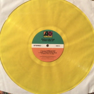 Paolo Nutini – Sunny Side Up LP Coloured Vinyl