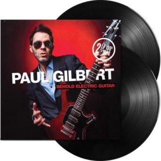 Paul Gilbert Behold Electric Guitar 2LP