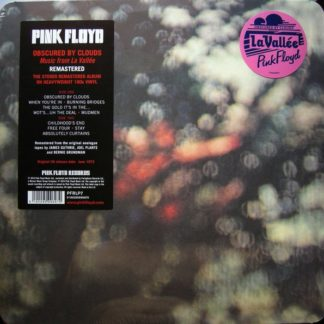 Pink Floyd – Obscured By Clouds Music From La Vallée LP