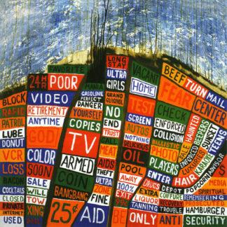Radiohead – Hail To The Thief LP