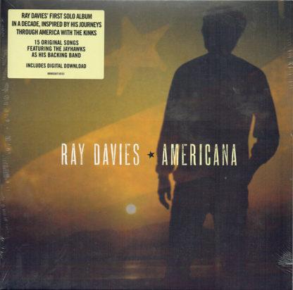 Ray Davies – Americana LP Cover