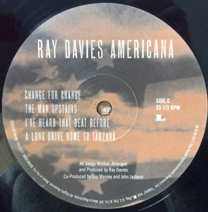 Ray Davies – Americana Side C