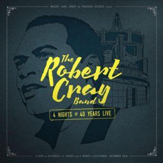 Robert Cray Cray Robert 4 Nights Of 40 LP