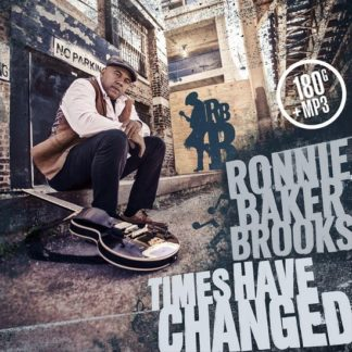 Ronnie Baker Brooks Times Have Changed LP