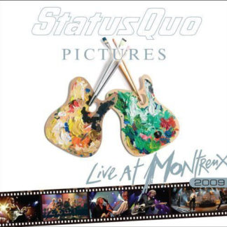 Status Quo – Pictures Live At Montreux 2009 LP