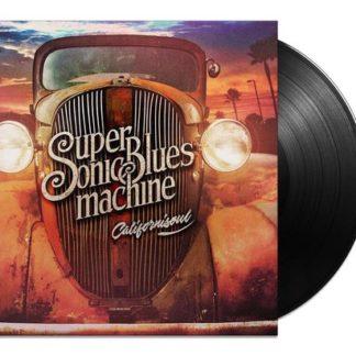 Supersonic Blues Machine Californisoul LP