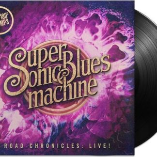 Supersonic Blues Machine Road Chronicles Live LP