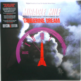 Tangerine Dream – Miracle Mile LP