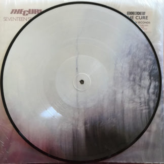 The Cure – Seventeen Seconds LP Coloured Vinyl