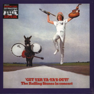 The Rolling Stones – Get Yer Ya Yas Out The Rolling Stones In Concert LP