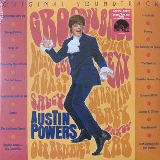 Various – Austin Powers Original Soundtrack LP