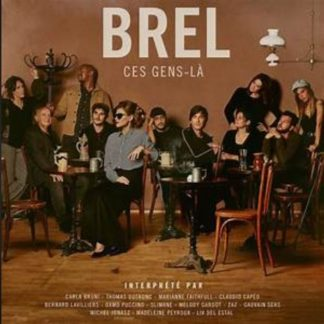Various – Brel Ces Gens Là LP