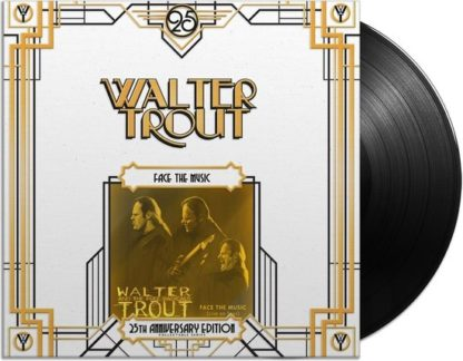 Walter Trout Face The Music 25Th Anniversary Edition LP