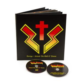 Zakk Sabbath – Vertigo Behind The Wall O Doom CD DVD