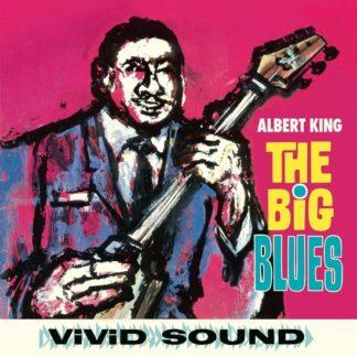 Albert King Big Blues Coloured Vinyl