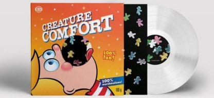 Arcade Fire Creature Comfort Limited Edition White 12 Inch Vinyl LP