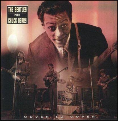 Beatles Play Chuck Berry Red Vinyl