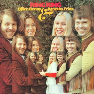 Björn Benny Agnetha Frida  Ring Ring LP