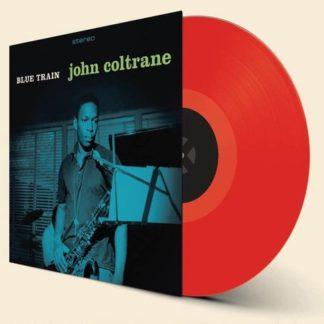 Blue Train Coloured Vinyl John Coltrane