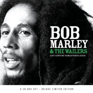 Bob Marley 21st Century Remastered CD