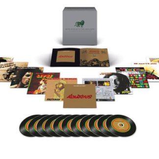 Bob Marley Complete Island Recordings CD