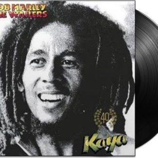 Bob Marley Kaya 40th Anniversary LP