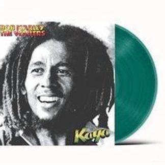 Bob The Wailers Marley Kaya Coloured Vinyl