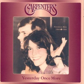 Carpenters Yesterday Once More Remastered CD