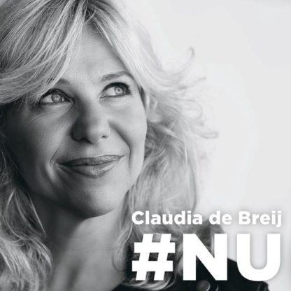 Claudia de Breij Nu CD