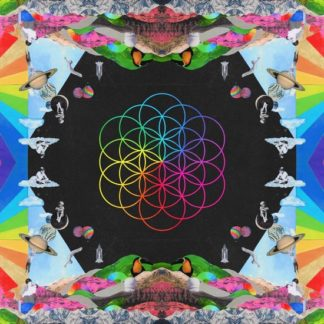 Coldplay A Head Full of Dreams CD