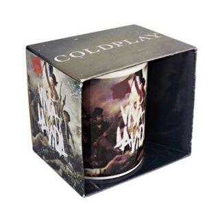 Coldplay Coffee Mug 5055295312777