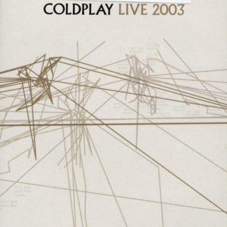 Coldplay Live 2003 DVDCD
